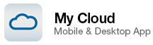 My Cloud Mobile & Desktop App