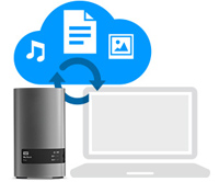 Complete backup solutions to secure your data from loss.