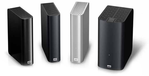Western Digital External Desktop Hard Drives