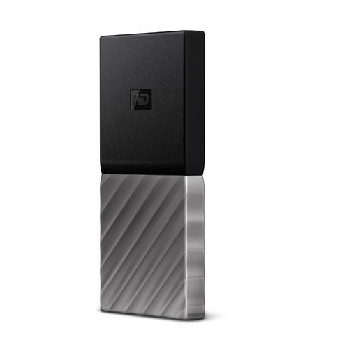Western Digital My Passport SSD 512GB USB SSD MY PASSPORT SLVR - WDBK3E5120PSL-WESN