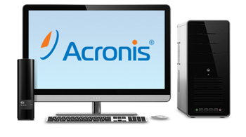 Acronis True Image WD Edition for system-level backup